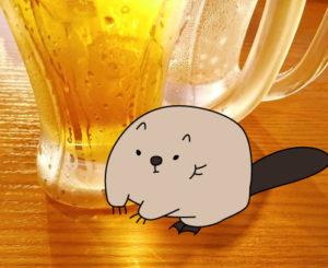 背景に◎ビールをつくろう!Photoshopハッタリ技