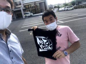 デポエコバ14!カメラマン加藤さん!日本全国を引きずり回してしまってます・・・